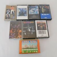 Lot of 8 Audio Cassettes Charlie Daniels Oak Ridge Boys Statler Brothers Country