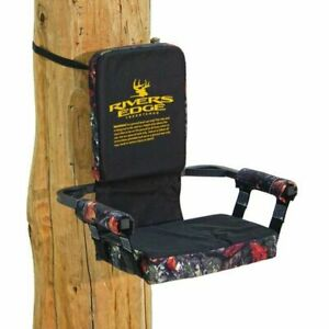 RE556 Rivers Edge Game Hunters Expedition Hang On Tear Tuff XL Platform Lounger