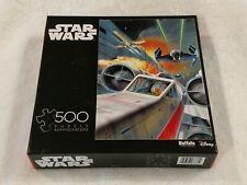 Disney Star Wars 500 Piece Jigsaw Puzzle by Buffalo - New - Sealed 03350