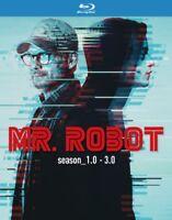 Neuf Mr Robot Saisons 1 Pour 3 Blu-Ray