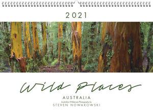 2021 Wild Places of Australia Wall Calendar - STEVEN NOWAKOWSKI