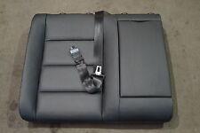Originale Audi A6 4F Resto Posteriore Sedile HR Pelle anima nero 4F0885806BC 25D