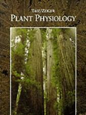 Plant Physiology (Benjamin/Cummings series in the life sciences)