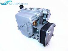 Boat Motor Carburetor Assy 63V-14301-00 63V-14301-10 for Yamaha 2-stroke 9.9hp
