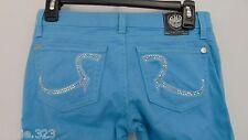 Rock & Republic Light  Blue Jeans Size 24