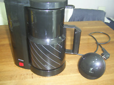 Cafetière isotherme noire  8 à 12 tasses Ka 4063   800 W