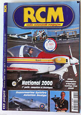 RCM Magazine n°234 du 10/2000; Plan Encarté Voltige électrique; Ninja 10