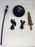 Masters of The Universe Classics Great Wars Weapons Pak MOTUC Loose Parts Lot