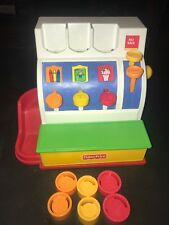 1994 Fisher Price Cash Register - VGC