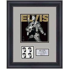 New USPS Elvis Presley Framed Art