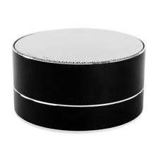 Akai Dynmx Aluminium Cylinder Bluetooth Speaker A58077JB Black USB Wireless