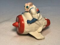 """Taco Bell Toy Earthworm Jim """"ROCKET RIPPER"""" 1995 No Rip Cord Vintage Gaming"""