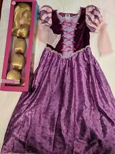 Rapunzel Costume Disney Princess from Tangled Cosplay
