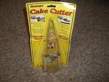 EXPERT CONTEMPO CAKE CUTTER NEW