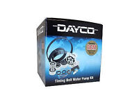 DAYCO TIMING BELT KIT INC WATER PUMP for TOYOTA HILUX SURF LANDCRUISER PRADO