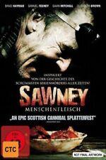 Sawney - Flesh Of Man (DVD, 2013)