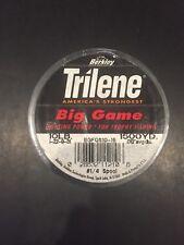 Trilene Big Game 10lb 1500yd Clear
