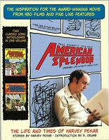 American Splendor: Life & Times of Harvey Pekar graphic novel