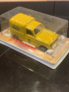 Majorette 230 R 4 Renault service jaune