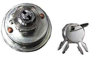 AR26528 John Deere Tractor Ignition Switch w/Keys 1010,2010,3010,3020,4010,4020