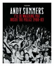 Andy Summers I'll Be Watching You Inside Police Limited Worldwide Ed. Taschen