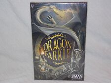 Dragon Farkle - 2016 Z-Man Games Card and Dice Game ~For 2 to 5 Players Ages 10+