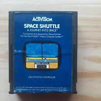 Atari 2600 Space Shuttle Cartridge only Video Game 1983 Activision