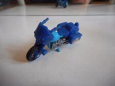 Matchbox Motorbike Politie in Blue