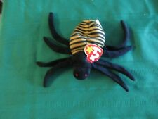 Ty Beanie Baby *SPINNER*- MINT*Spider*Born10/28/1996*TAG *FREE SHIP