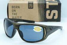 NEW COSTA DEL MAR MONTAUK SUNGLASSES Bowfin frame / Gray 580P Polarized lens