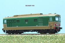 OS.KAR art. 1101 Locomotiva diesel FS D 443-1013  FIAT dep. Bari