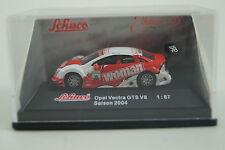 Schuco Modellauto 1:87 H0 Opel Vectra GTS V8 Saison 2004