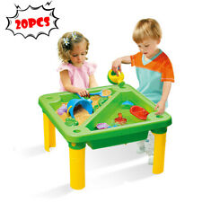 Sand Water Table Children Summer Beach Toy Large Baby Play Water Play Sand Tool