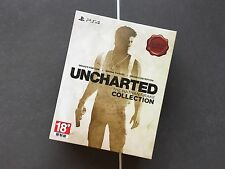 Uncharted: The Nathan Drake Collection Limited Edition PS4