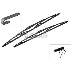BOSCH Super Plus Upgrade Windscreen Wiper Set 650/450mm 651