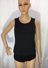 Camisas y tops de mujer de encaje talla M sin mangas