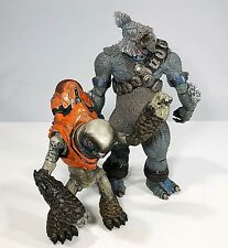 Halo Action Figures Storm Grunt And Tartarus McFarlane *Great Condition