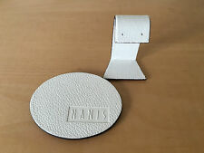 Used - Supports NANIS Italian Jewels White Leatherette Synthetic leather