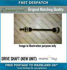 SHAFTEC FRONT RIGHT  DRIVESHAFT  C121ARN GENUINE QUALITY REPLACEMENT