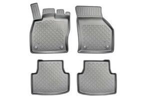 Gummimatten / Fußraumschalen Set für Seat Leon IV (KL) HB/5 2020-