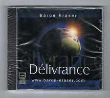 BARON ERASER - DÉLIVRANCE - CD 11 TITRES - 2010 - NEUF NEW NEU