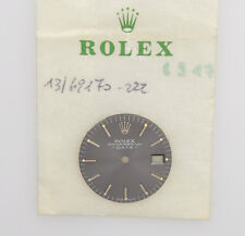 Rolex original grey dial for lady Date 26mm 69170 new old stock       025