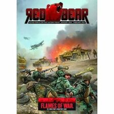 Flames of War: Red Bear Allied Forces on the Eastern Front
