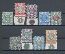 SOMALILAND 1904 SG 32/40 MINT Cat £80+