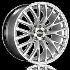 18x8 Advanti Racing Fastoso 5x112 +45 Silver Wheel Fits VW cc eos golf jetta gti