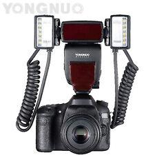 Yongnuo YN24EX TTL LED Macro Ring Flash for Canon 450D 1300D 1200D 100D 6D 80D