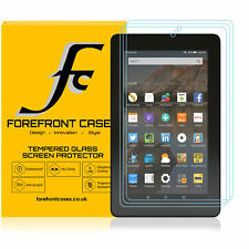 Amazon Fire 7 2015 Screen Protector, Tempered Glass for Fire 7 2015 | 3 Pack