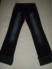 R&B Stonewashed Bootcut Jeans Size 10W 32L