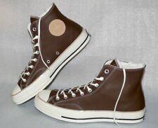 Converse 162394C Chuck 70 HI Leder Schuhe Sport Scater Sneaker 44 Chocolate Egre