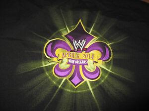 2014 Wrestlemania XXX RANDY ORTON BATISTA TRIPLE H (LG) T-Shirt